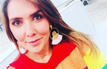 Álvaro Uribe se va contra presentadora Mónica Rodríguez