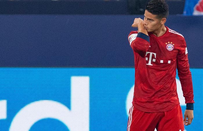 Colombianos en el exterior: Falcao, James, Morelos y más se reportaron con gol