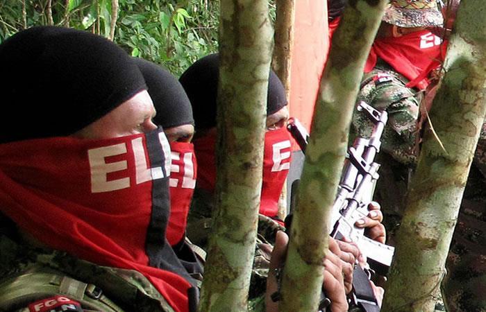 """ELN dice que solo actuará en """"la legalidad del Estado"""" cuando haya un acuerdo. Foto: AFP"""