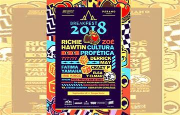 Medellín: Breakfest 2018, el festival que ¡No te puedes perder!