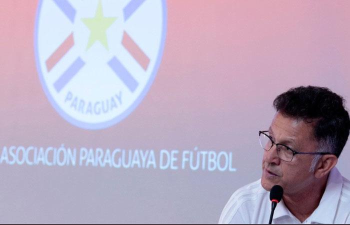 [VIDEO] Juan Carlos Osorio cumple con primera convocatoria como DT de Paraguay