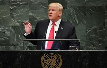 ONU: Trump causa carcajadas al afirmar que su gobierno es el mejor de la historia