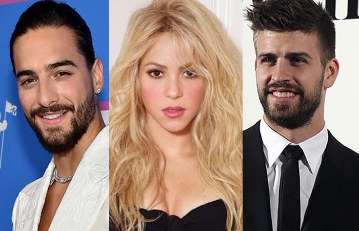 Shakira: Dividida entre los éxitos con Maluma y los celos de Piqué
