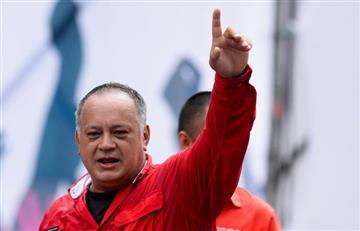 Diosdado Cabello condena al portal La Patilla