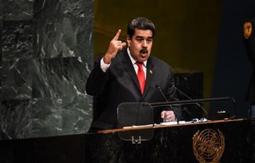 """Maduro denuncia en la ONU """"agresión"""" pero quiere hablar con Trump"""