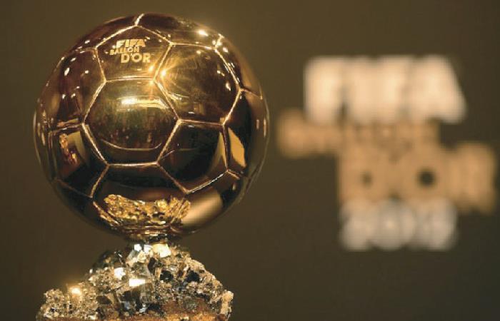 El premio individual más deseado por cualquier jugador. Foto: AFP