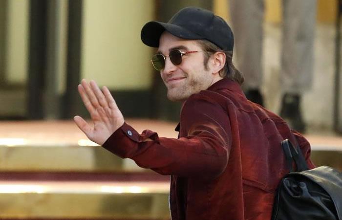 Robert Pattinson deslumbra en Festicine de San Sebastián