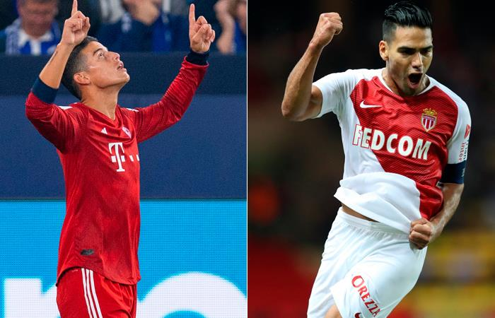 ¡Hoy juega Falcao García y James Rodríguez! Síguelos EN VIVO por Colombia.com