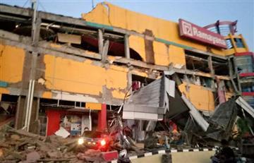 Indonesia: Un tsunami tras el potente sismo crea pánico en el país