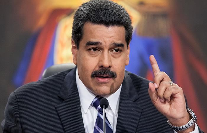 Venezuela dice que Colombia lesiona