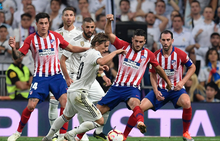 [VIDEO] Real Madrid y Atlético de Madrid no se sacaron diferencias en el derbi