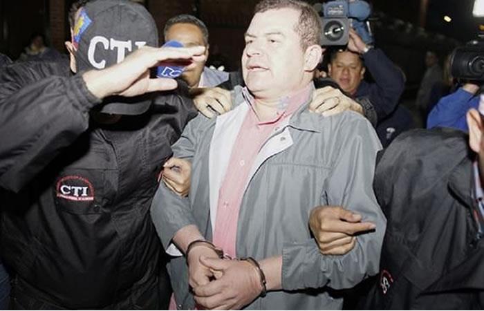 Director de la Picota afirma que su captura fue un