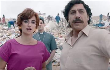 Penélope Cruz confiesa que le afectó grabar película sobre Pablo Escobar