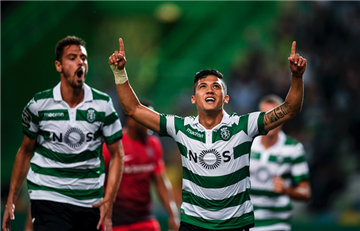 [VIDEO] Fredy Montero anotó en la victoria de Sporting