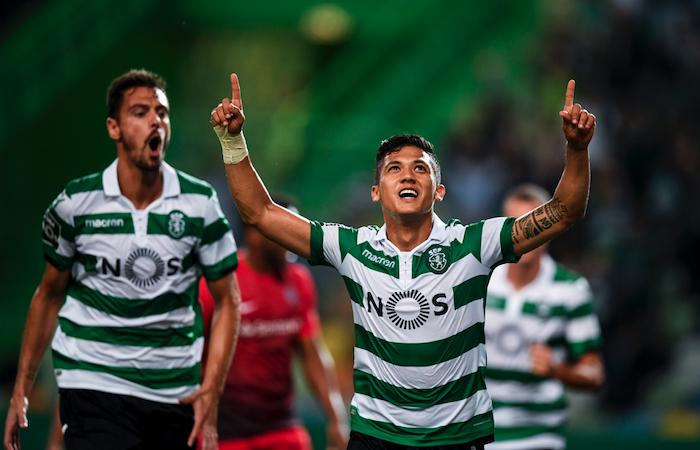 [VIDEO] Fredy Montero anotó en la victoria de Sporting