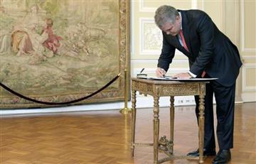 Duque firmó decreto para decomisar dosis mínima de drogas