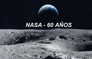 La NASA cumple 60 años, y estos han sido sus más grandes hitos