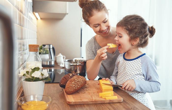 ¿Cómo saber si se está incluyendo suficiente proteína en la dieta de sus hijos? Foto: Shutterstock