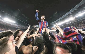 Barcelona tiene ¿Messi dependencia?