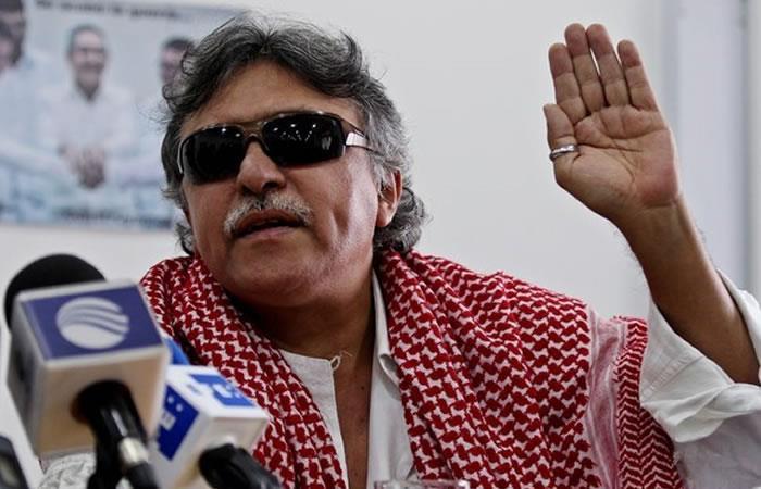 Santrich aún está en la cárcel. Foto: AFP