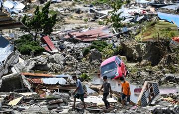 Indonesia: El balance del terremoto y tsunami se eleva a más de 1.200 muertos