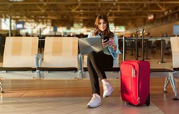 App de realidad aumentada para medir tu maleta y saber si es apta para llevar en cabina