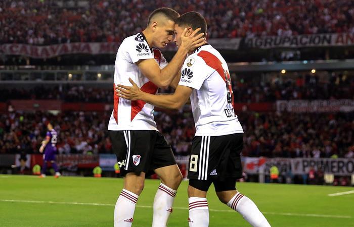Copa Libertadores: [VIDEO] Quintero y Santos Borré clasifican a River Plate a semifinales