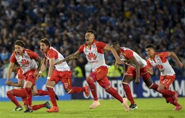 Copa Sudamericana: [VIDEO] Santa Fe pasa a cuartos de final gracias a los penales