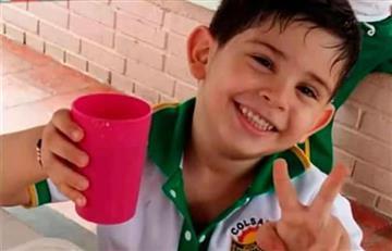 Desmienten la liberación del niño de 5 años, hijo del alcalde de El Carmen
