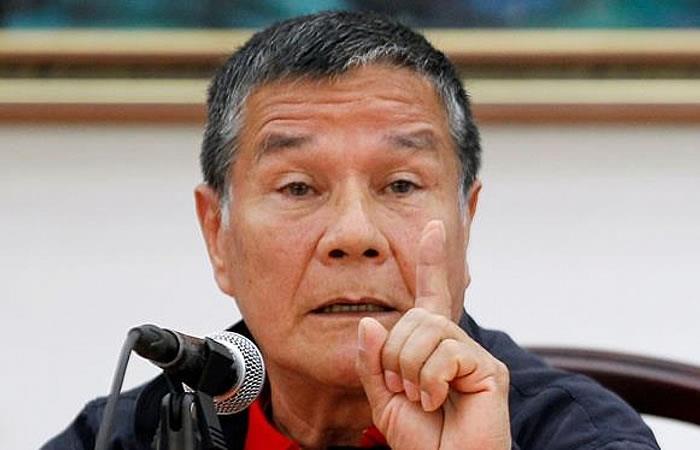 ELN: Interpol emite Circular roja contra alias 'Gabino'