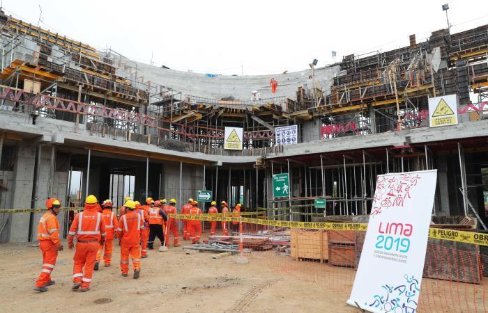 Juegos Panamericanos: [FOTOS] Así están las sedes de voleibol y taekwondo en Lima