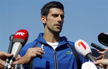 """[VIDEO] Novak Djokovic: """"Volveré a ser el número uno del mundo"""""""