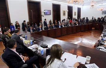 Diálogos con ELN: Comisión del Senado acepta mediar con Gobierno