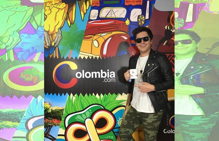 Pablo Dazán nos presenta 'Loco' y 'Pregúntale'. Foto: Colombia.com.