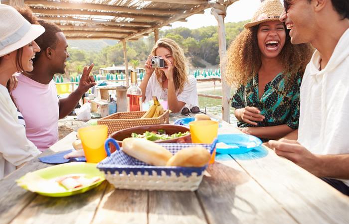 El estómago es como una bolsa con cierta capacidad. Foto: Shutterstock