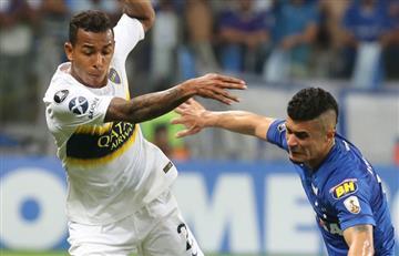 Copa Libertadores: [VIDEO] Con los colombianos, Boca Juniors es semifinalista del torneo