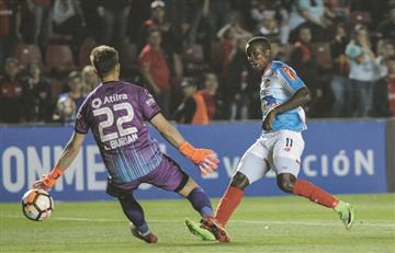Copa Sudamericana: [VIDEO] Junior empató y se clasificó a cuartos de final