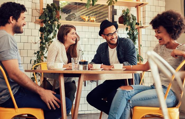 Te invitamos a sonreír en este día. Foto: Shutterstock
