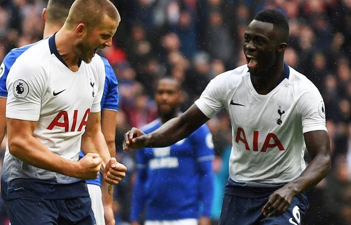 Premier League: [VIDEO] Dávinson Sánchez participa en el gol de la victoria de Tottenham