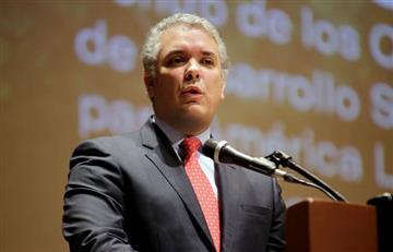 Presidente Duque pide cadena perpetua para delitos contra menores