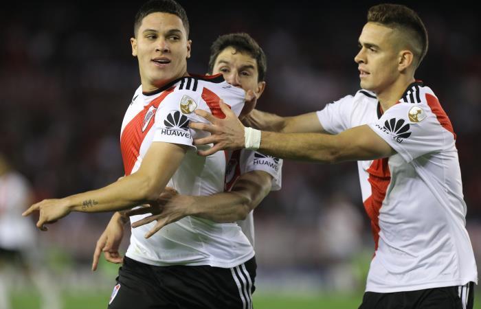 Copa Argentina: [VIDEO] Quintero y Borré le dan triunfo y paso a semis a River Plate