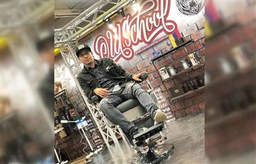 Belleza y salud 2018: El barbero peruano de las estrellas visitó Bogotá
