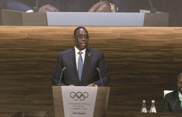 Coi Video Dakar Sera La Sede De Los Juegos Olimpicos De La