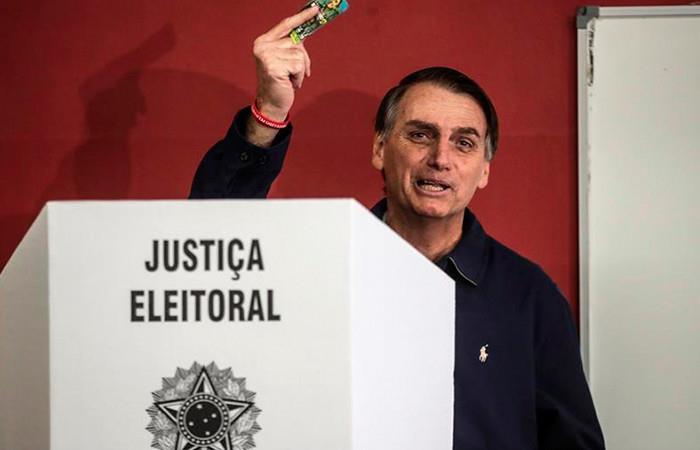 Elecciones Brasil 2018: Bolsonaro y Haddad van a segunda vuelta