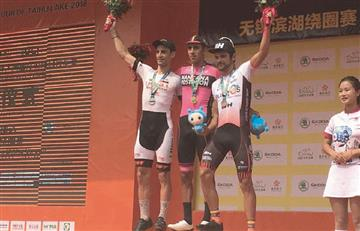 Tour de Taihu Lake: [VIDEO] Sebastián Molano gana la primera etapa en China