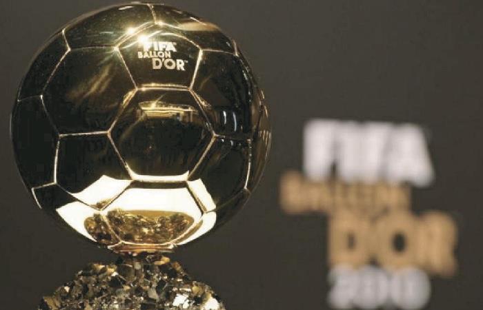 France Football ya tiene a los 30 nominados. Foto: AFP