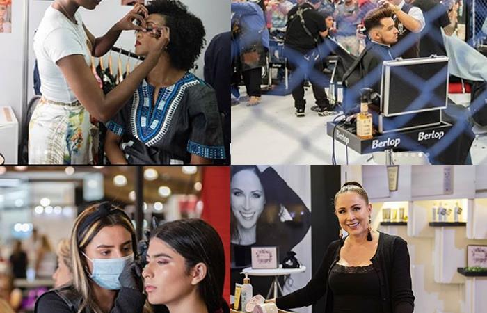 Concluyó exitosamente la XVII edición de la feria Belleza y Salud. Foto: Instagram
