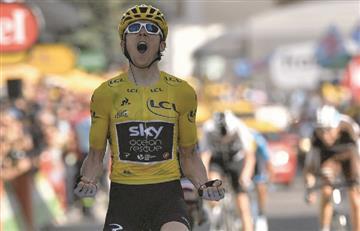 ¡Increíble! Roban el trofeo del Tour de Francia a Geraint Thomas