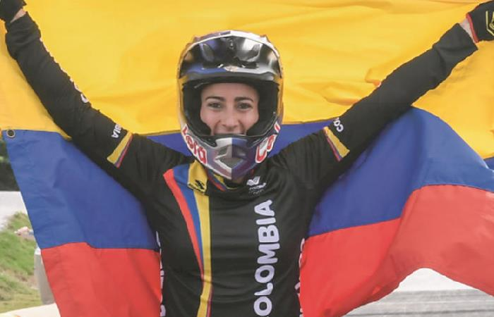 [VIDEO] Mariana Pajón, la ciclista que cambió la historia del BMX en Colombia
