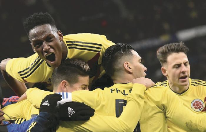 Selección Colombia: Reyes busca su tercer triunfo como DT interino